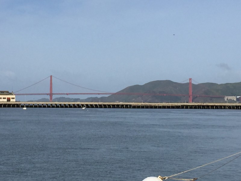 San Francisco Trip – Sightseeing in the city