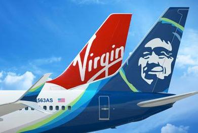 Alaska Air and Virgin America