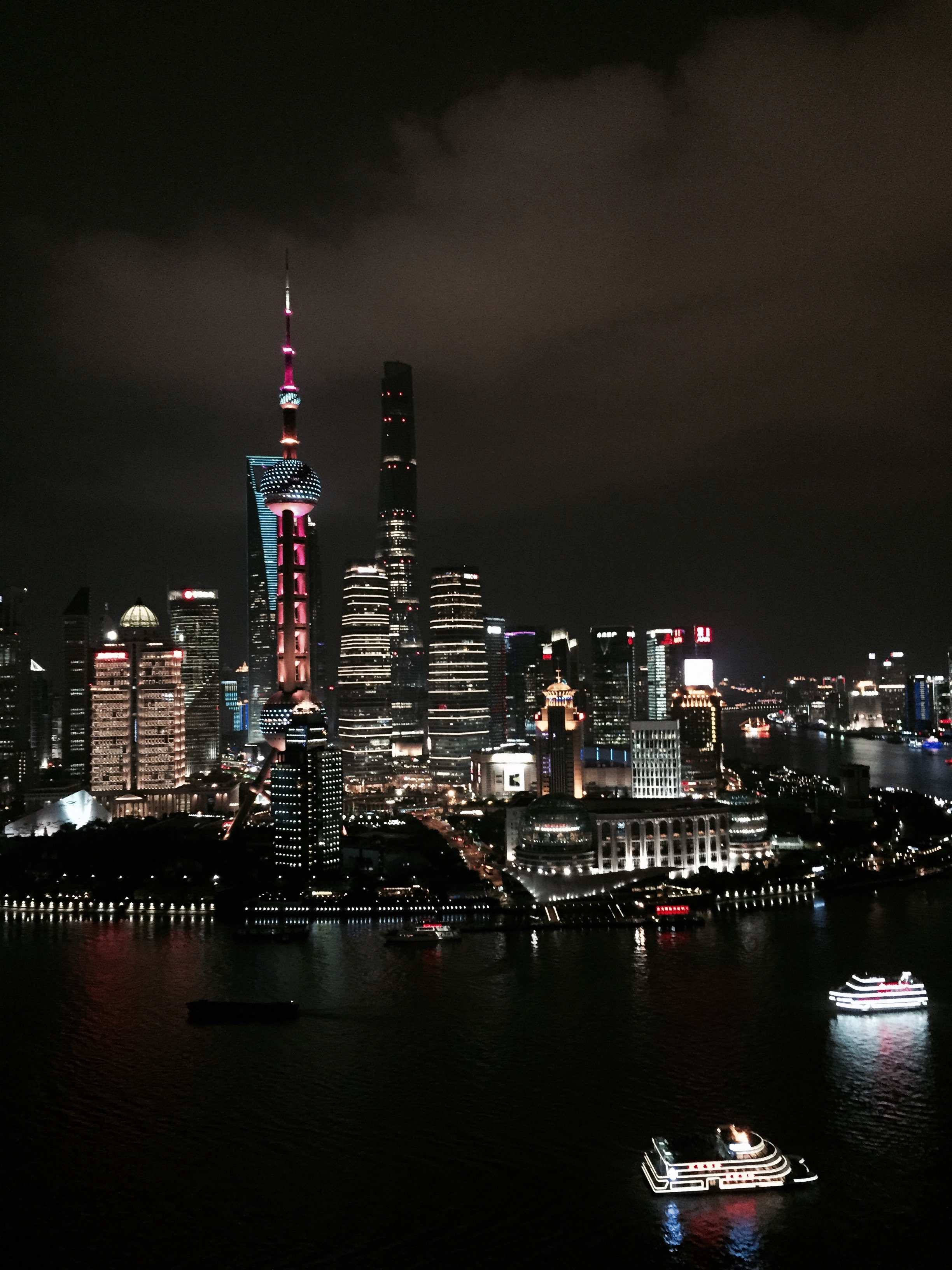 Shanghai Trip Report – Introduction