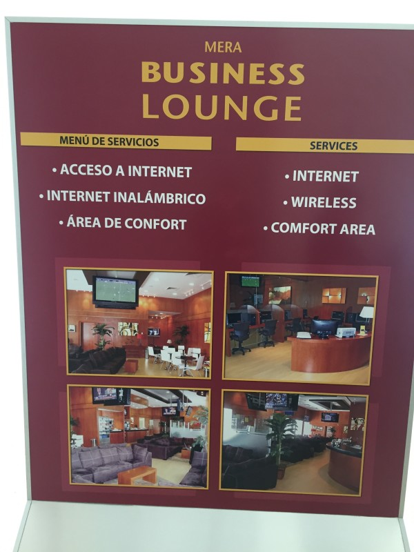 Business Lounge Cancun