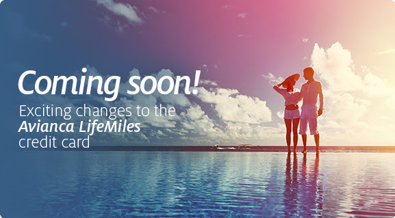 Avianca LifeMiles Launching NEW Credit Card Soon in the U.S.