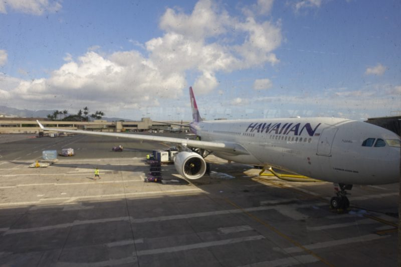 News Hawaiian Airlines 330 – 32 cent hot dogs