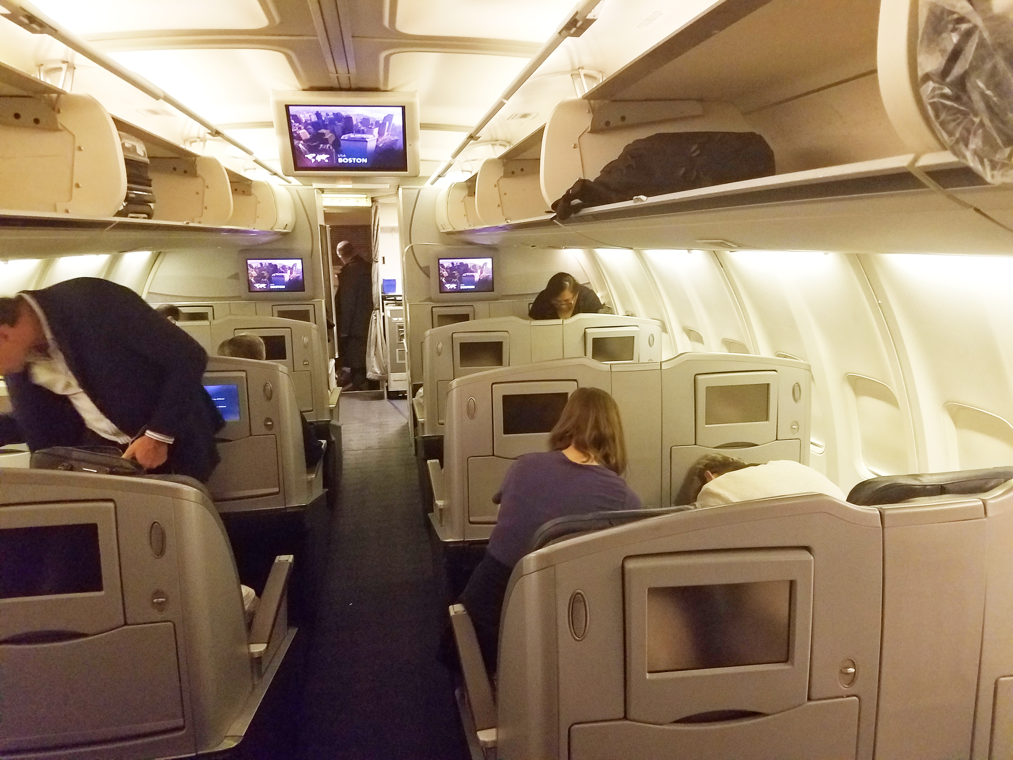 American Airlines 757-200 Review (Economy) – 'Twas Still the Worst of Times