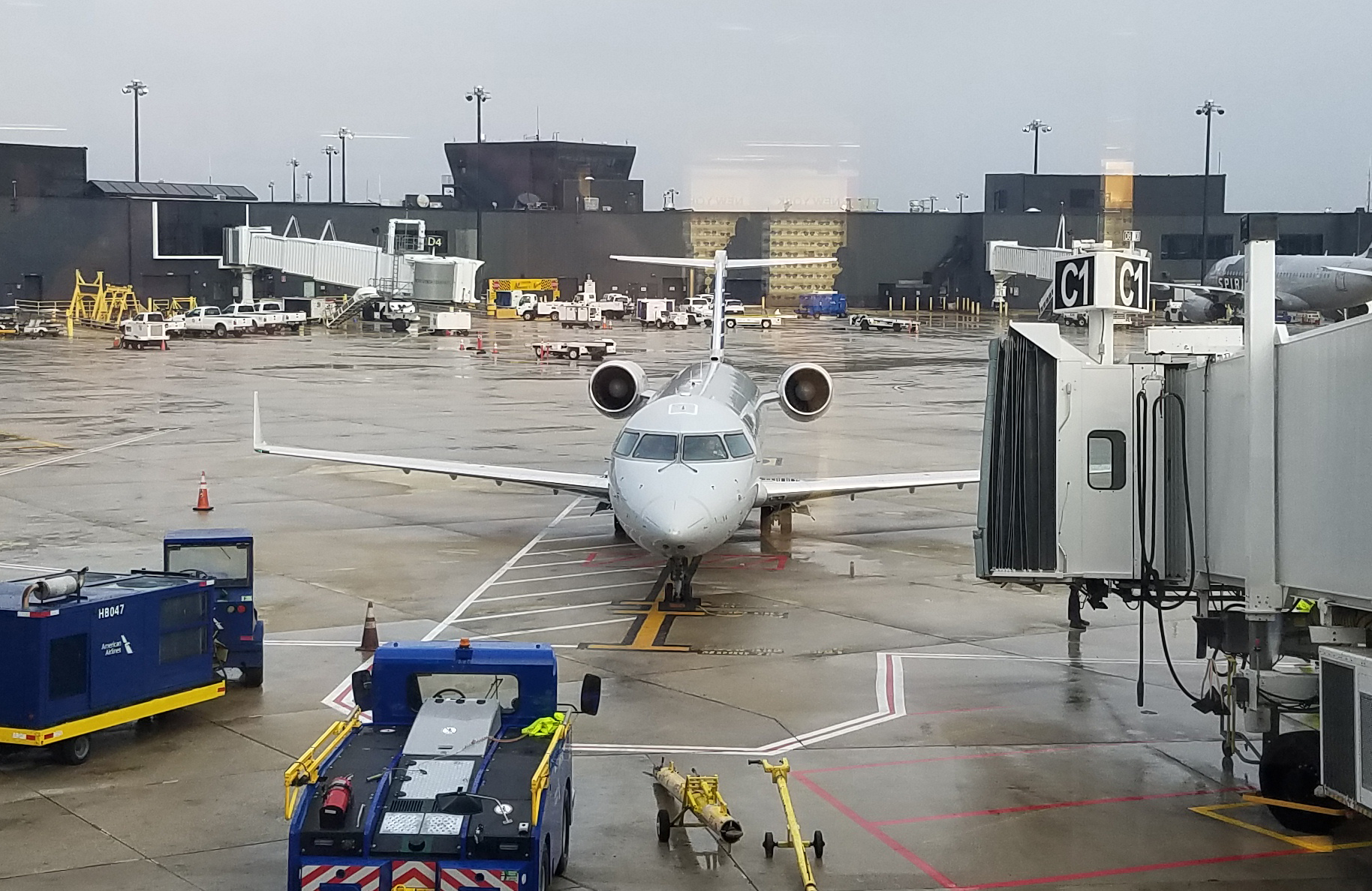 American Airlines CRJ-200 Review (Economy) – 'Twas the Worst of Times