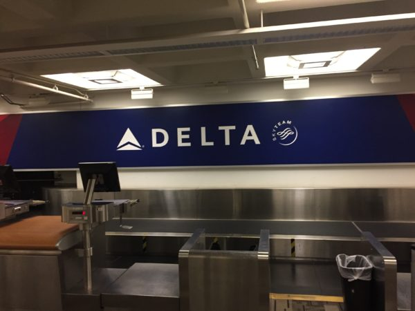 Sweet Experience Delta Airlines Minneapolis Atlanta